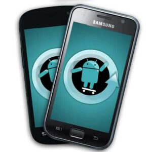 Android 4.0 Ice Cream Sandwich (ICS) pe Samsung galaxy S i9000