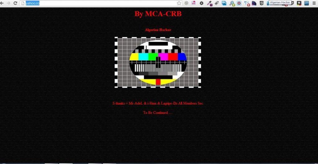 yahoo.ro algerian hacker