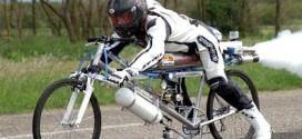 bicicletă cu hidrogen