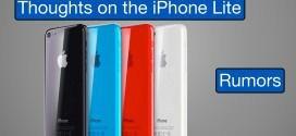 iphone-lite va avea carcasă de plastic