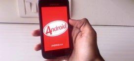 Android KitKat 4.4.2 Samsung Galaxy S i9000