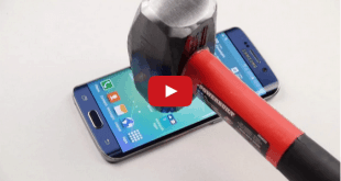 galaxy s6 edge strivit de ciocan