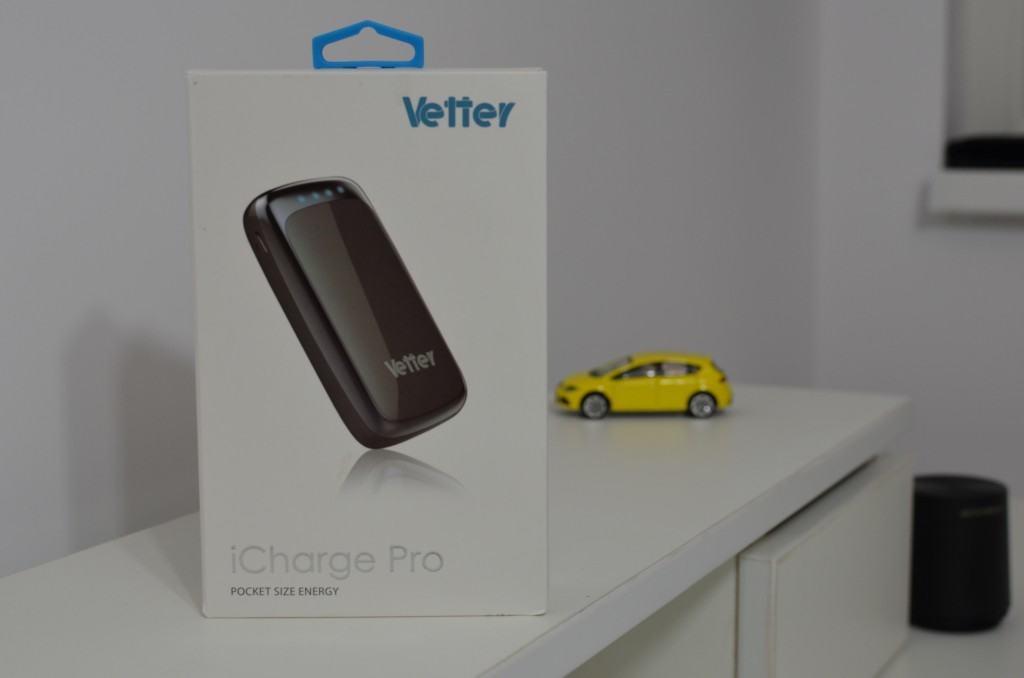 Vetter iCharge Pro