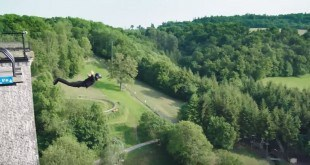 bungee jumping wireless