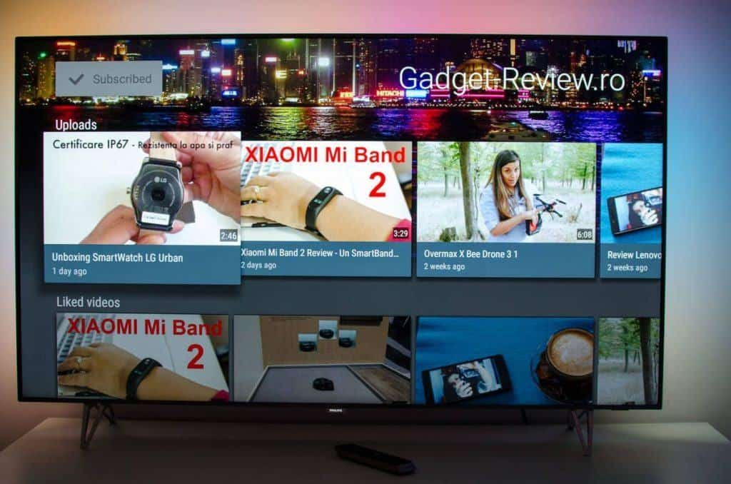 SmartTV Philips 65PUS7601/12