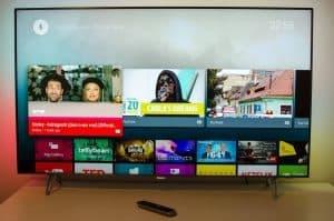 Youtube pe SmartTV Philips 65PUS7601/12