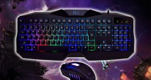 tastatura iluminata de gaming