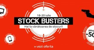stock busters iulie 2017