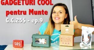 4 gadgeturi cool pentru munte